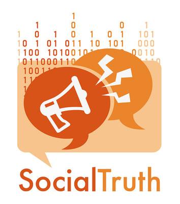 SocialTruth Logo (PRNewsfoto/SocialTruth)