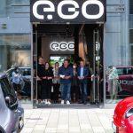 e.GO Mobile abre una tienda de la marca icónica en Hamburgo, la segunda ciudad más grande de Alemania