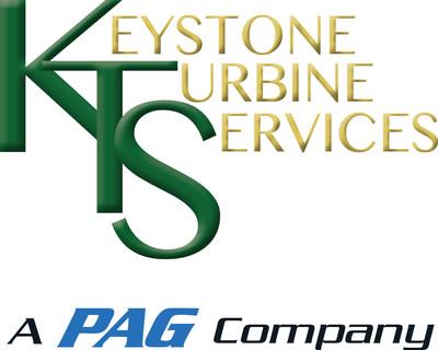Keystone Turbine Services, una empresa de PAG, logotipo