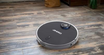 AMIRO R5 Robot Vaccuum Cleaner