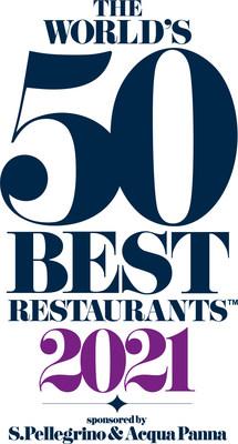 The World's 50 Best Restaurants 2021 Logo